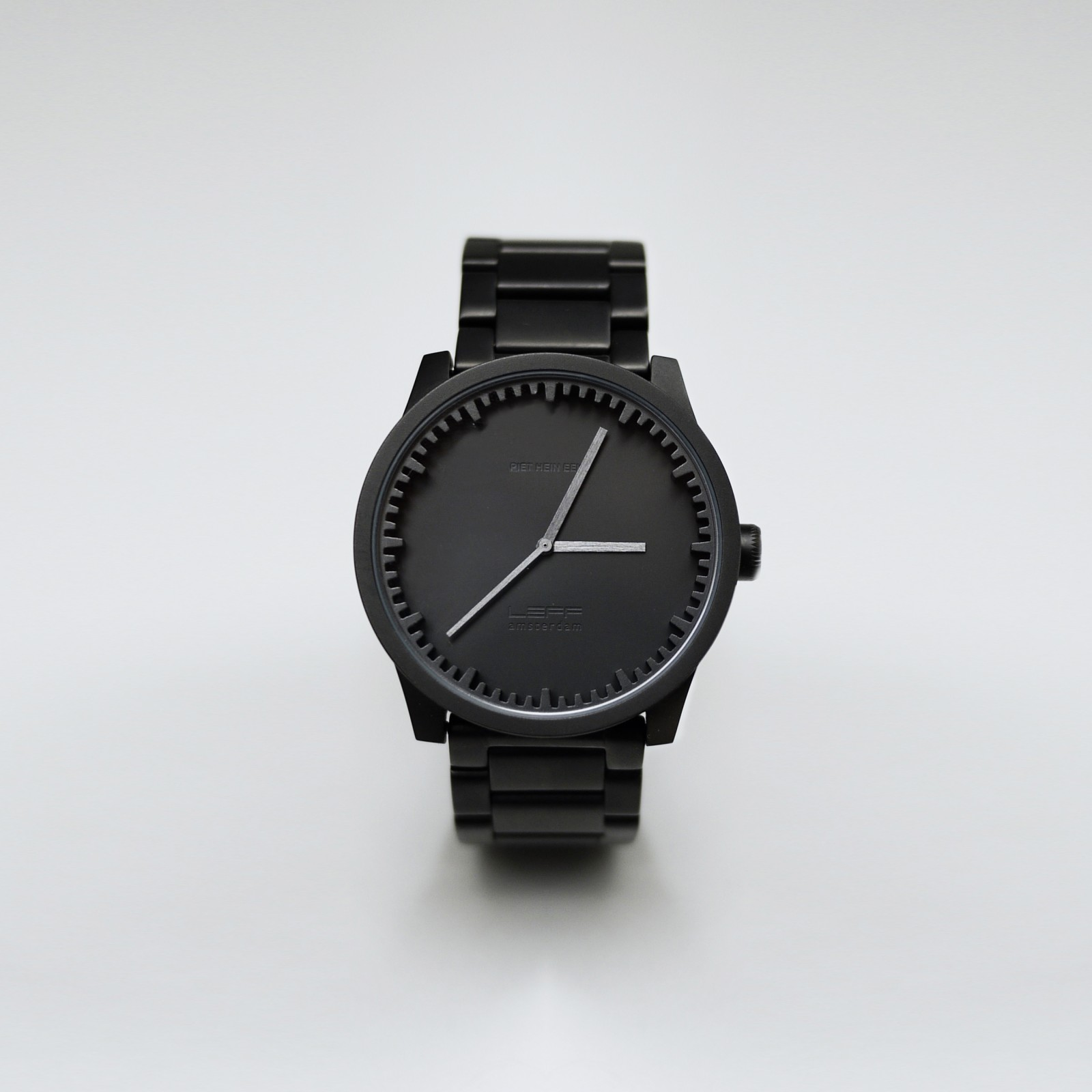 leff amsterdam tube watch